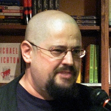 Charlie Stross, by Tab2space (cc)