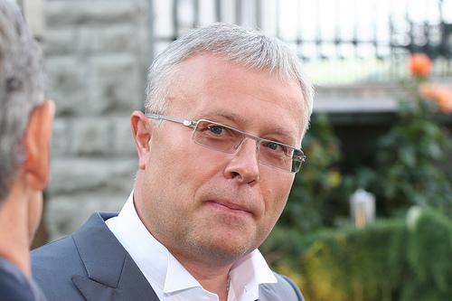 Russisk oligark anno 2010: alexander lebedew . kilde: flickr (cc)