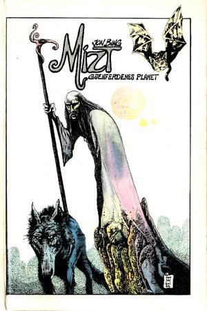 """""""Mizt"""" av Jon Bing: Den første norske tekstbehandlede romanen?"""