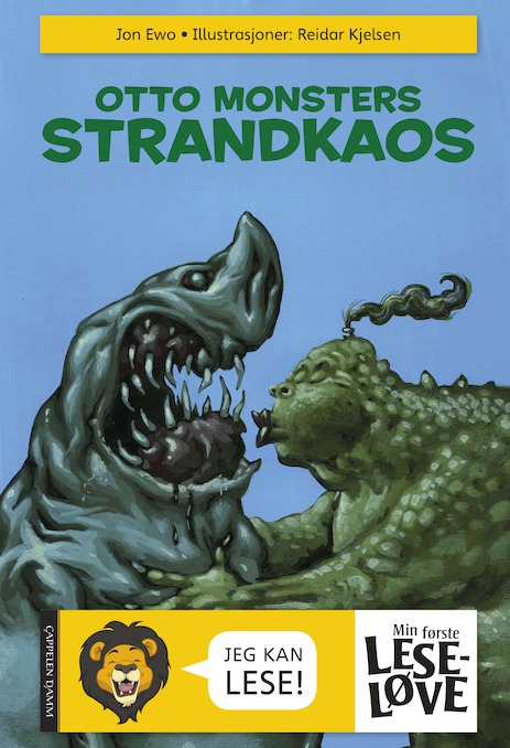 Otto-Monsters-Strandkaos_omslag_2